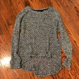 Multi Color Sweater with metallic details